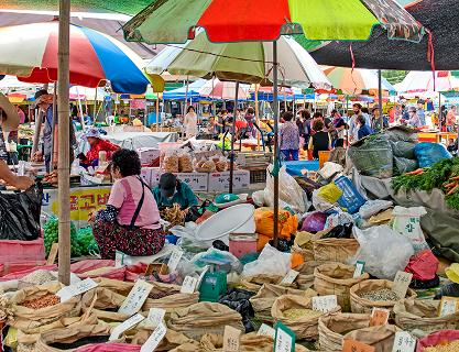 Busan's Fifth-day Markets