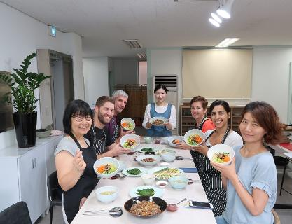 Busan Local Food Cooking Class