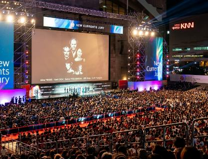 In October, Busan becomes a cinema paradise with the Busan International Film Festival.
