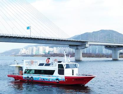 Nakdong River Eco Tour Cruise